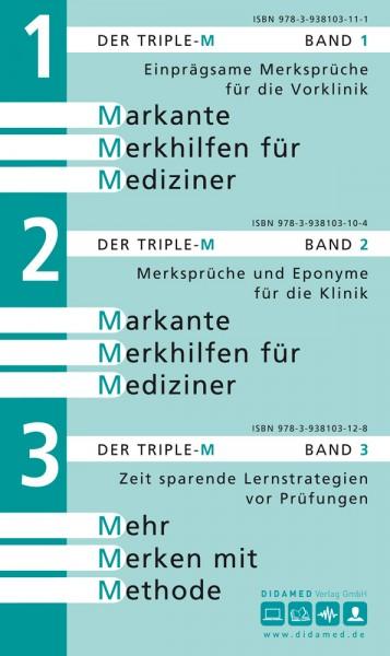 Triple-M Band 1-3 (Bundle) - eBooks